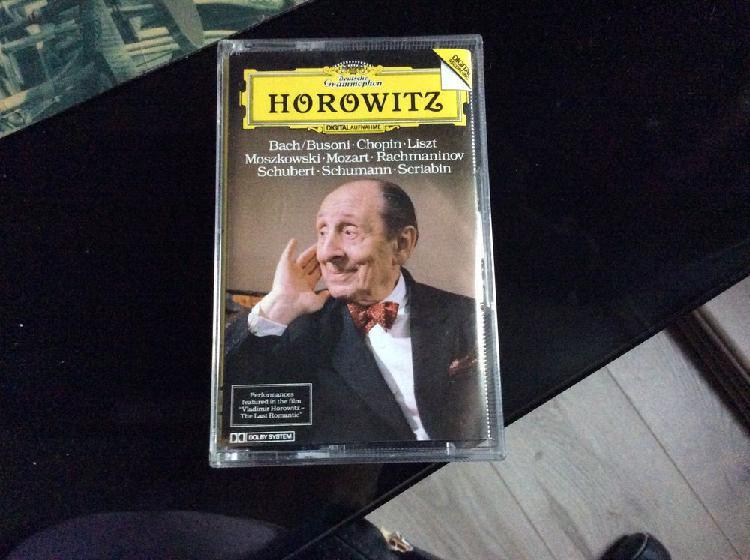 Cassette audio horowitz neuf/revente, eauze (32800)