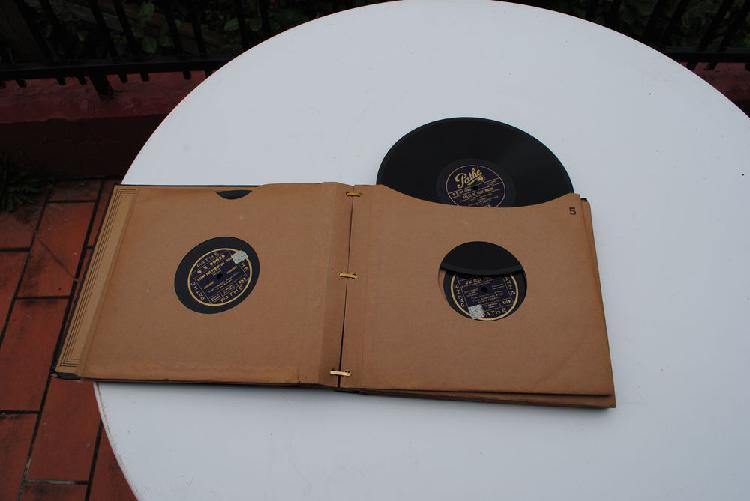 Coffret de disques anciens unique/collector, foix (09000)