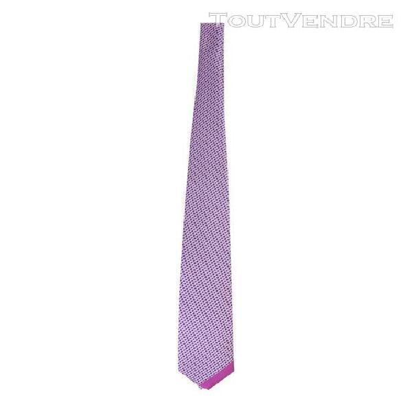Hugo boss homme 5042953510225420530 violet soie cravate