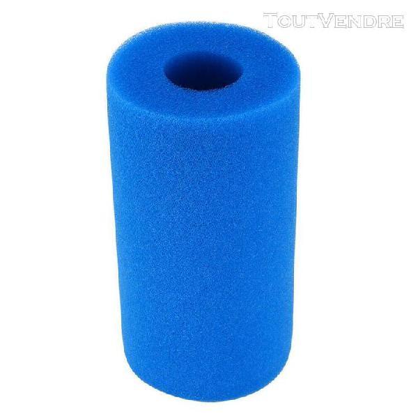 Mousse équipement nettoyage filtre piscine mousse lavable