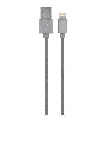Cable 2m connecteur lightning-usb neuf/revente,