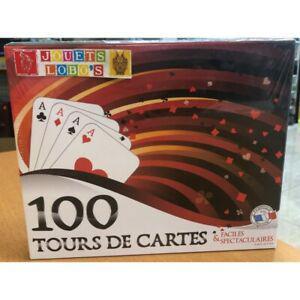 Coffret 100 tours de cartes faciles et spectaculaires de