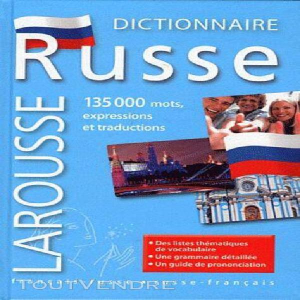 Dictionnaire maxipoche plus français-russe et