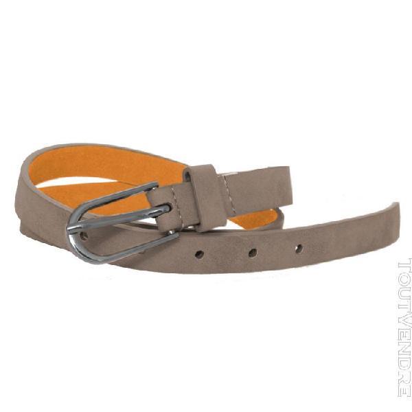 Forest - ceinture - femme (gris) - utbl175