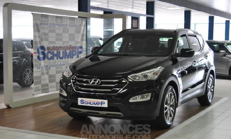 Hyundai santa fé fe 2.2 crdi 197 premium 4wd 1 main