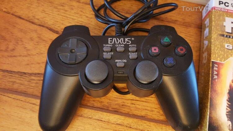 Jeux vidéo, pc, manette de jeux,command and conquer,alerte