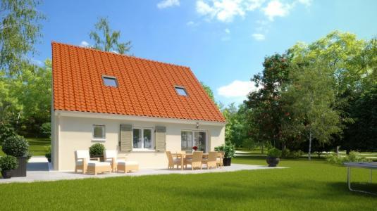 Maison à vendre noisy-le-grand 5 pièces 82 m2 seine saint