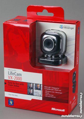 Microsoft life cam vx-2000 neuve occasion, paris (75009)