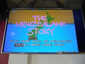 Pcb jamma jeux cafe bar arcade the newzealand story