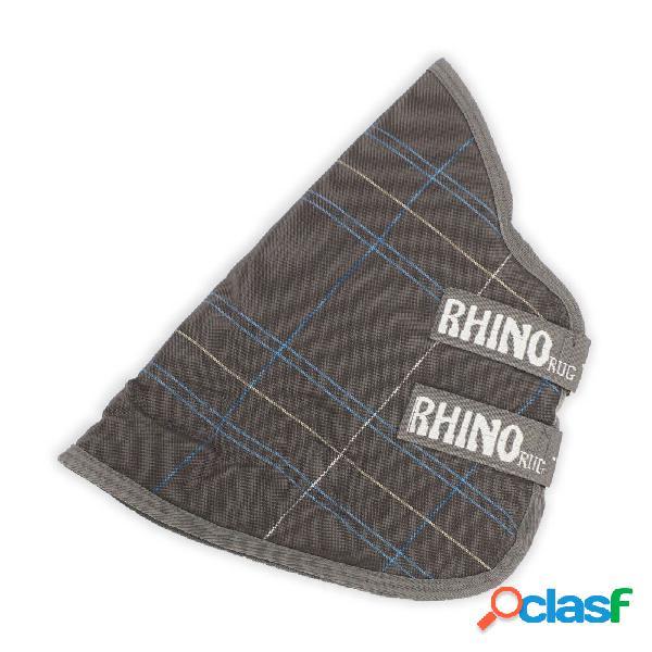 Couvre-encolure horseware rhino pour couverture d'extérieur, sans garnissage