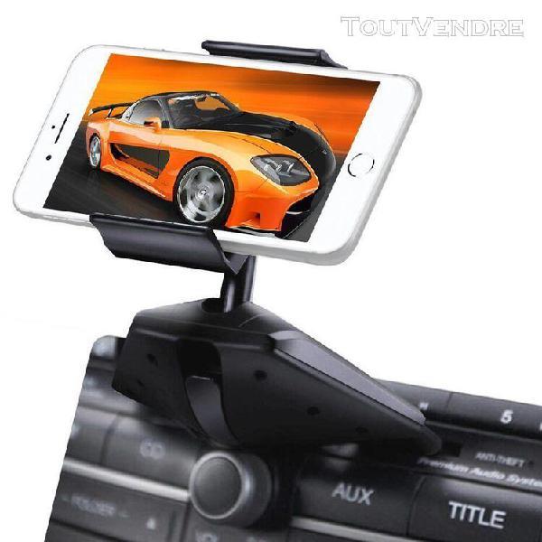 Accessoires auto pour téléphones portables ipow® support