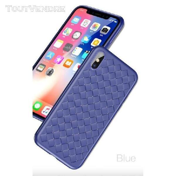 Coque iphone xs max, [anti-choc] [anti-rayures] avec refroid