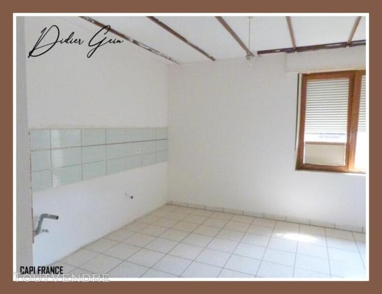 Dpt moselle (57), à vendre soucht maison p6 de 126,58 m² -