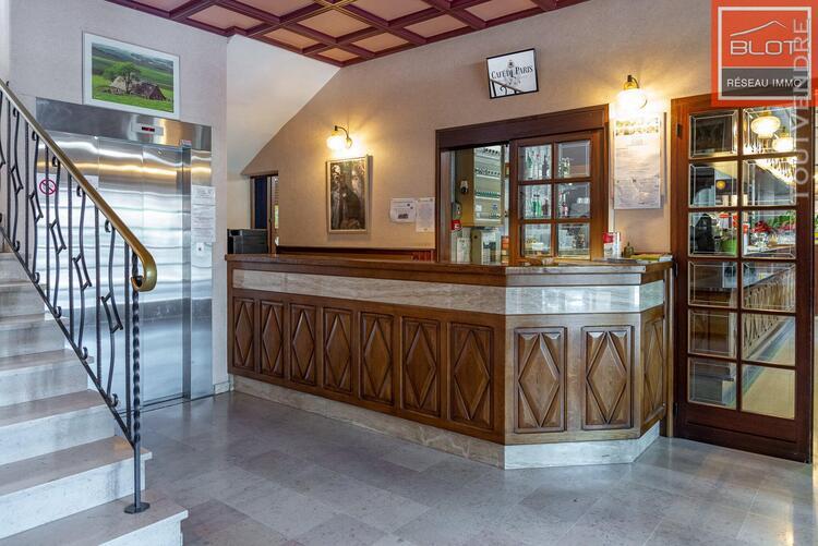 Les agences blot reseau immobilier vous proposent un hôtel
