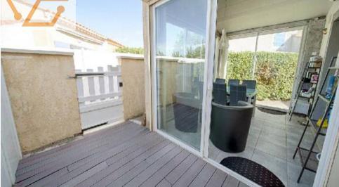Sud montpellier sud maison type 3 de 40 m2 av...