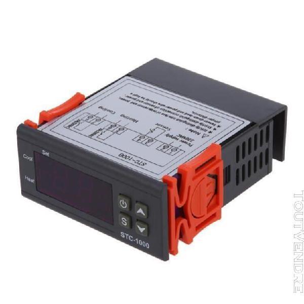 220v numerique stc-1000 controleur de temperature thermostat