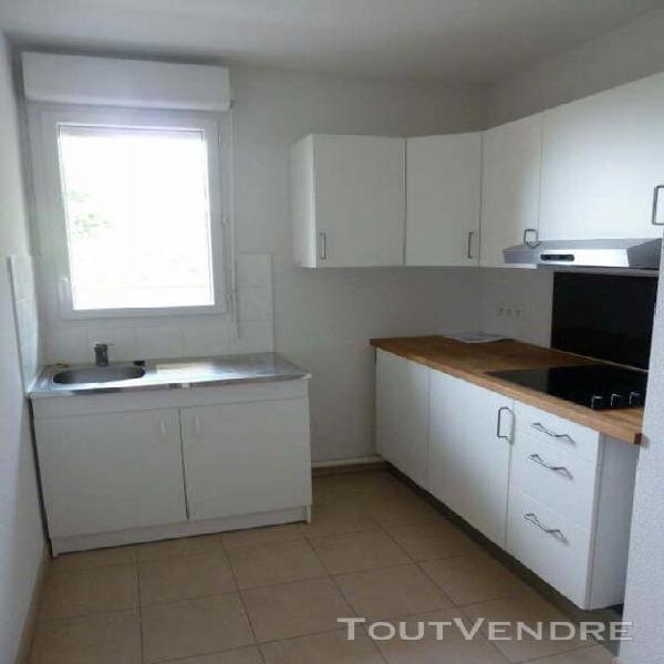 Appartement t2 avec terrasse exposée sud - 50.35 m2