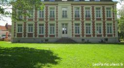 Château de moulin le comte chambre + table d'hôtes