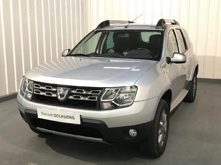 Dacia duster diesel concarneau 29   16490 euros 2017