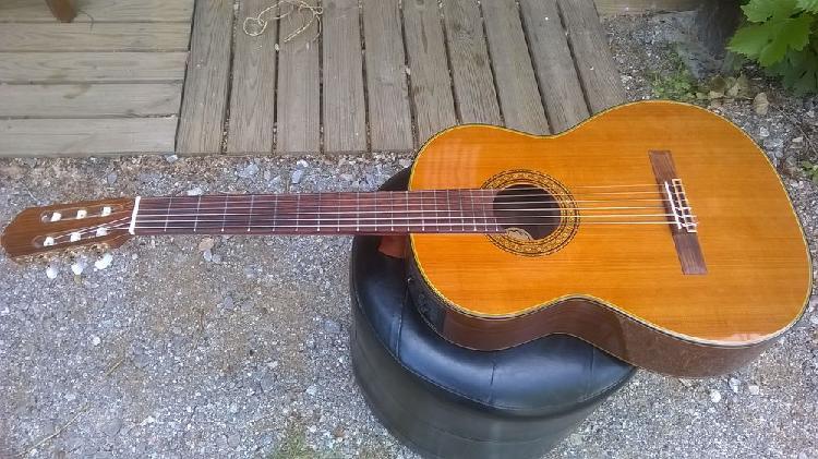 Guitare takamine cp132-s electro-nylon occasion, cogolin