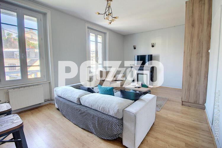 Location d'un appartement f2 (32 m² carrez) à granville