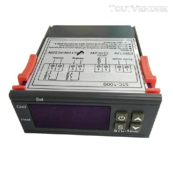 Stc-1000 numérique tout usage régulateur de température