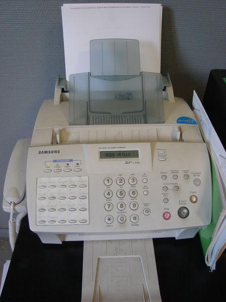 Telephone, fax et copieur occasion, cestas (33610)