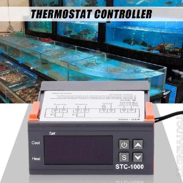 Thermostat avec capteur régulateur de température