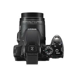 Nikon coolpix p510 bridge numérique 16.1 mpix - noir