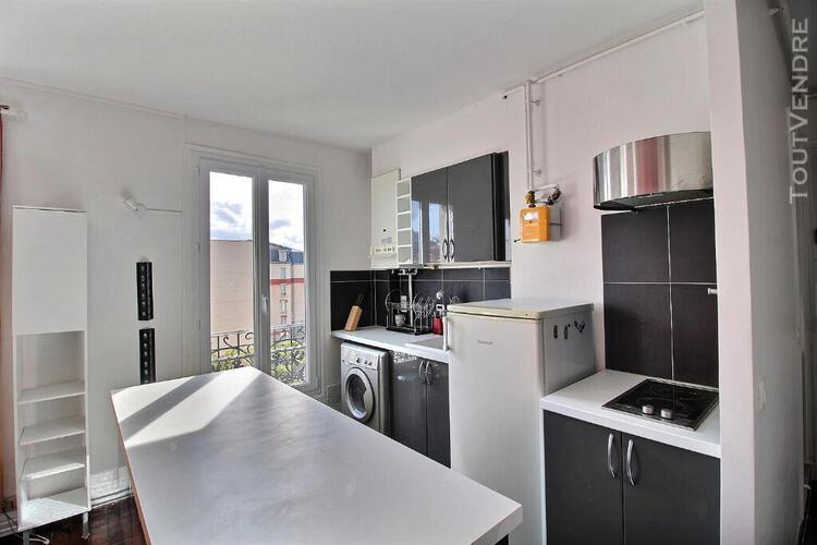 Puteaux - appartement meublé 2 pièces - 950 cc