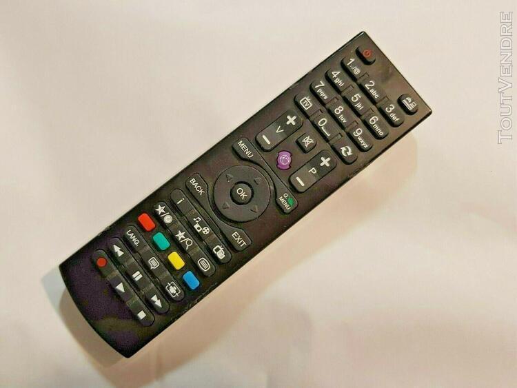 Télécommande tv tft lcd rc4810 digitronic telefunken