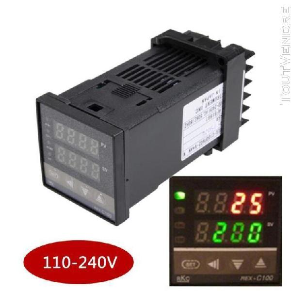 110-240v 1300? pid régulateur contrôleur température