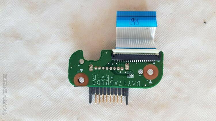 Module connecteur batterie et nappe hp17 day17abb6d0 origin