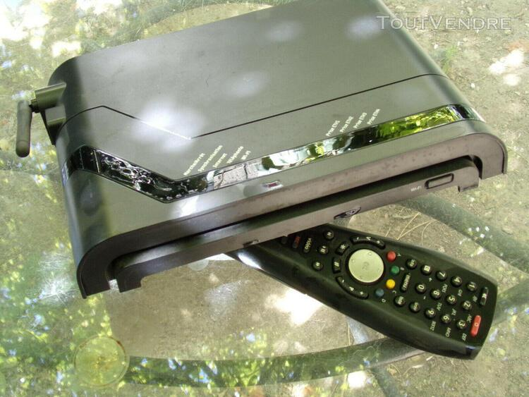 Sfr décodeur routeur box ou autre pour bricoleur en