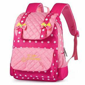 Vbiger sac à dos enfant sacs d'école cartables fille