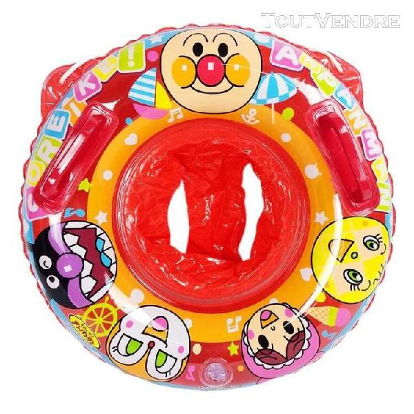 Bébé natation anneau nager cou flotteur cercle gonflable