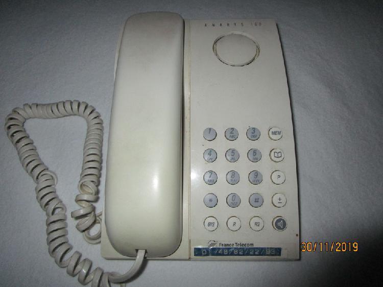 Téléphone fixe amarys 100 occasion, chanteloup-en-brie
