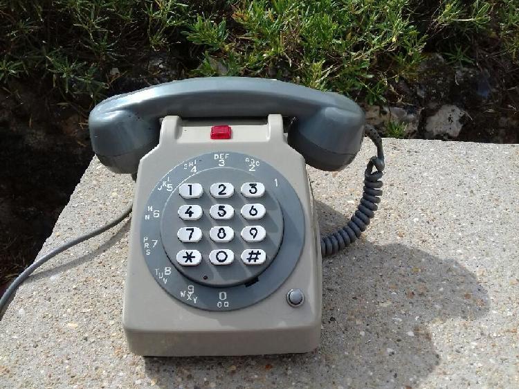 Téléphone à touches vintage occasion, maintenon (28130)