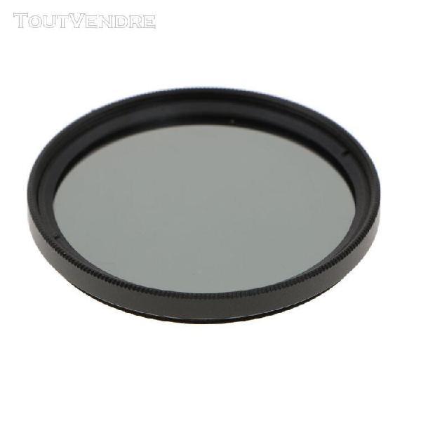 49mm filtre de densité neutre pour lentille de caméra dslr