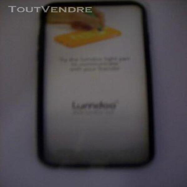 Coque neuve sans emballage duo cover pour iphone 6 black edi