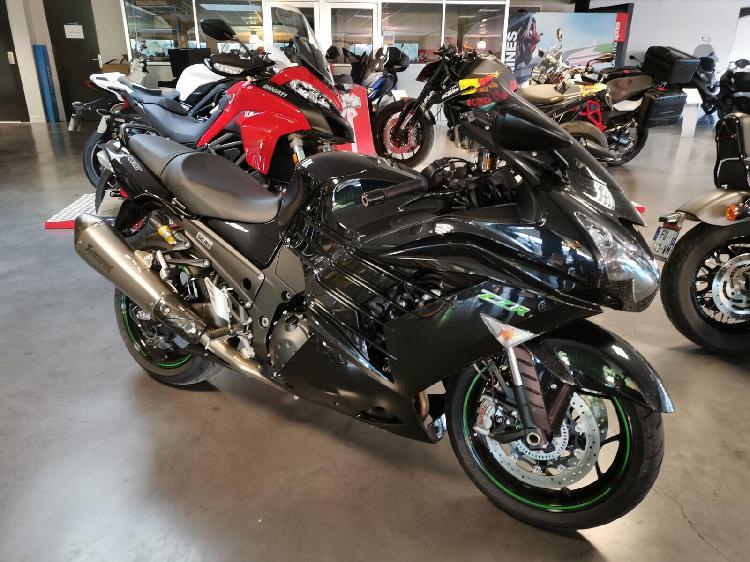 Kawasaki zzr essence dury 80 | 13690 euros 2016 16827859