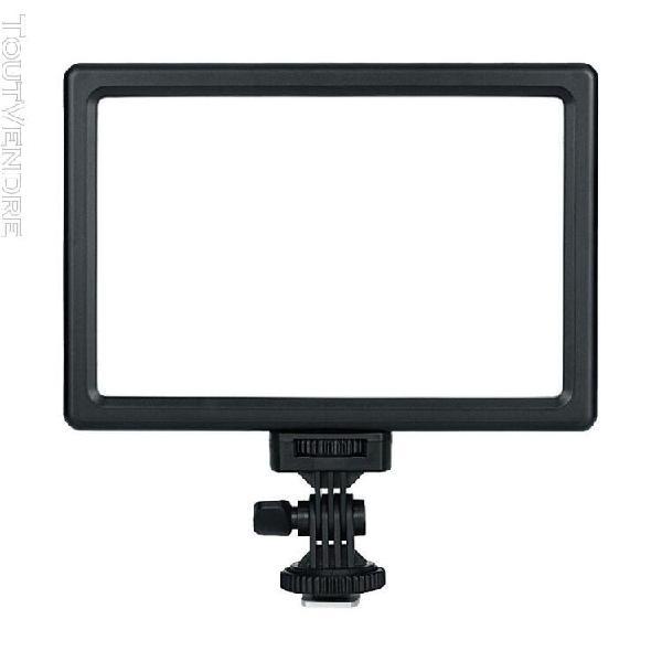 Led panneau vidéo led lampe vidéo 5600k / 3200k sur