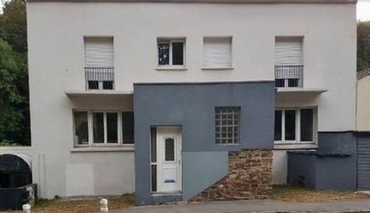 Maison à vendre brest 5 pièces 128 m2 finistere