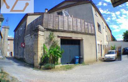 Sud de france. maison de village 125 m2.