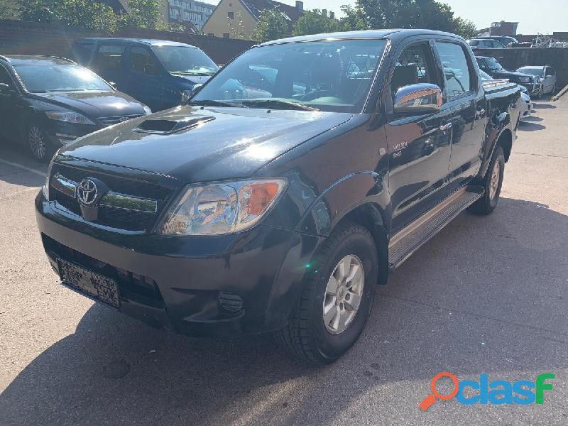 Toyota Hilux 2.5 D4D 4WD Double Cab 2009