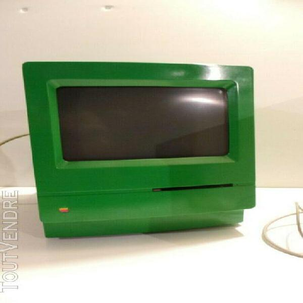 Apple macintosh classic m0420 + souris a9m0331 ordinateur vi