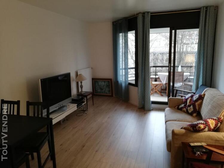 Levallois - 2 pièces meublé - 60 m²