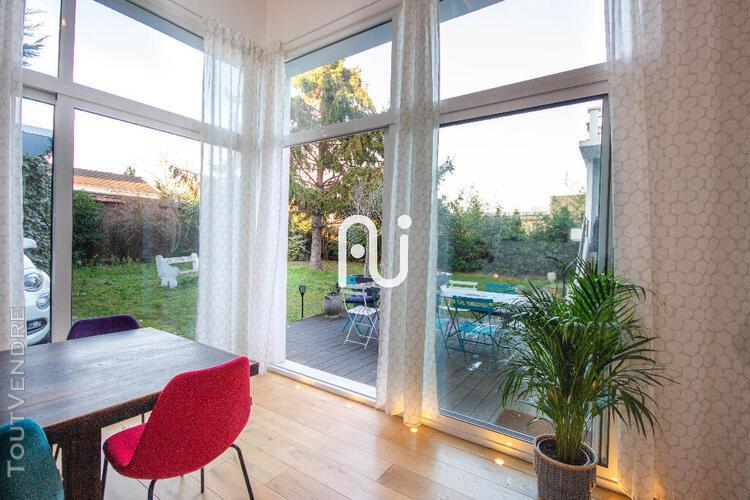 Maison 5 pièces meublée + jardin + garage