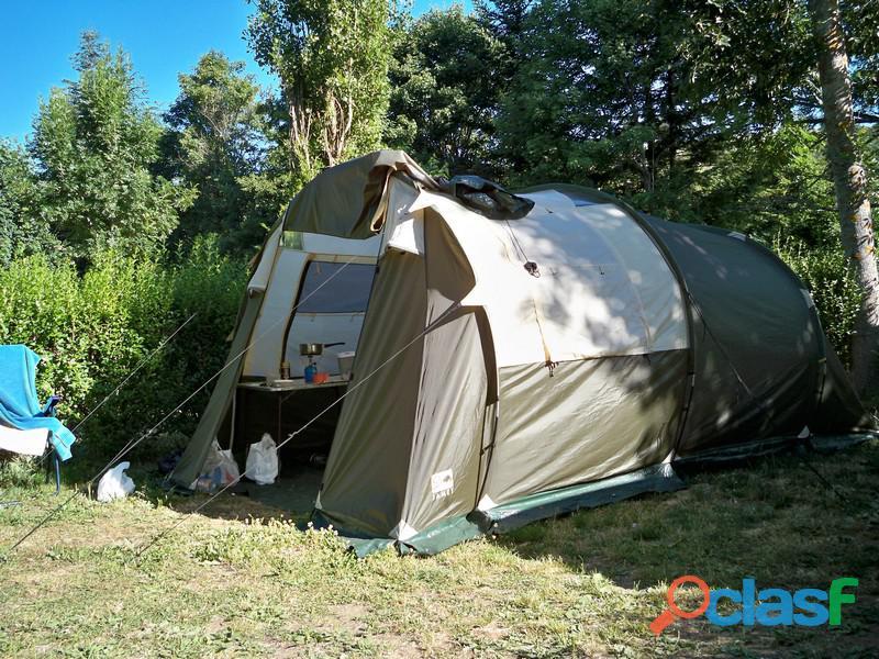 Tente de camping Jamet Pacific 4.