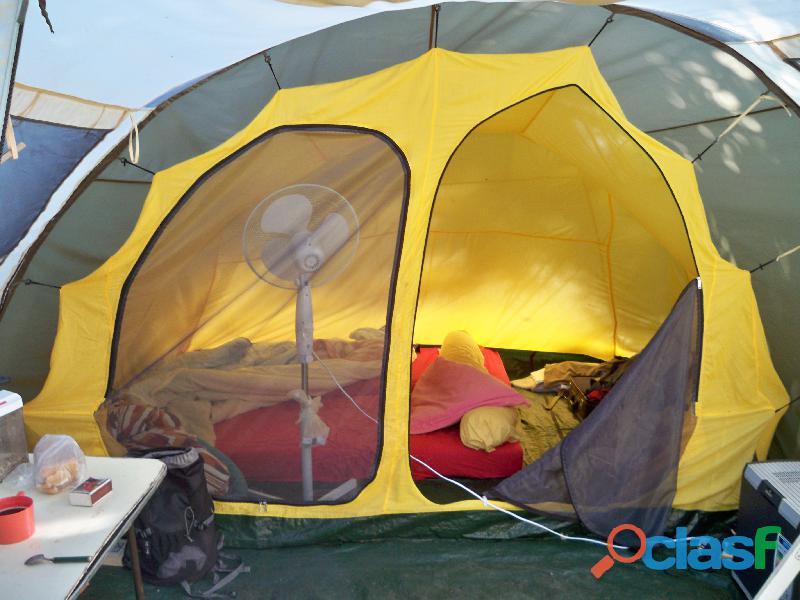 Tente de camping Jamet Pacific 4. 1